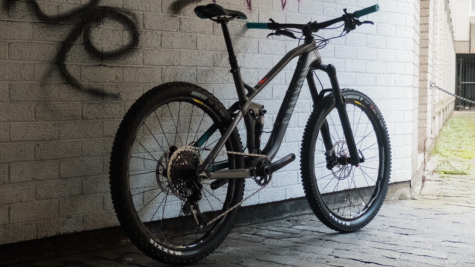 The Spectral Women's is part of our Trail Bike of the Year test