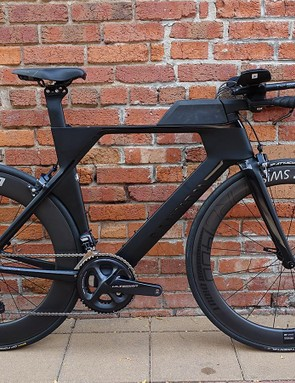 Canyon's Speedmax CF 8.0 Di2 strikes a good balance between performance and price