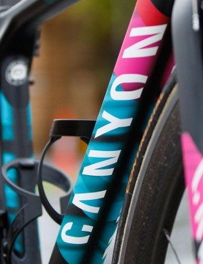 Many are saying this is the best colour scheme in professional racing of 2016. We tend to agree