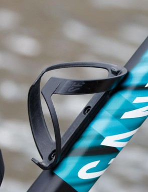 Canyon even supplies its own bottle cages