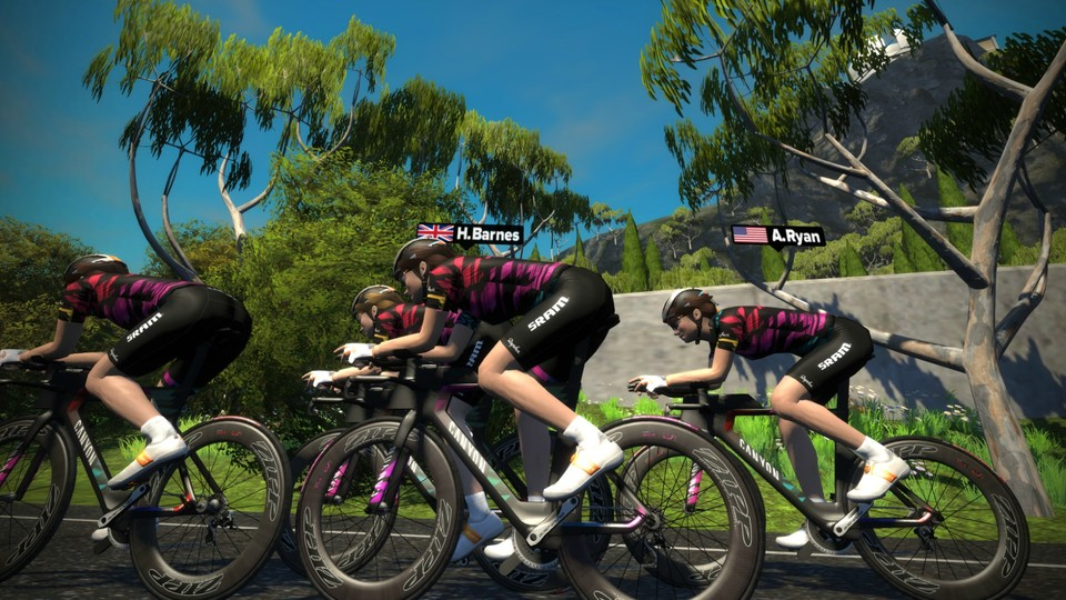 Canyon Sram and Zwift search for new team member - BikeRadar