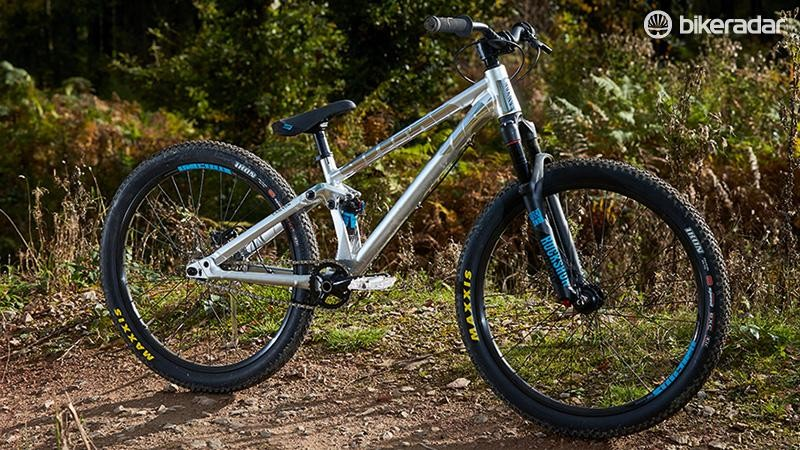 Canyon Stitched 720° first ride review - BikeRadar