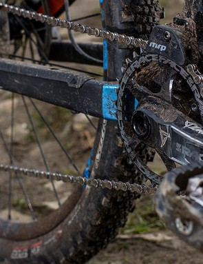 Race Face cranks bolster drivetrain stiffness