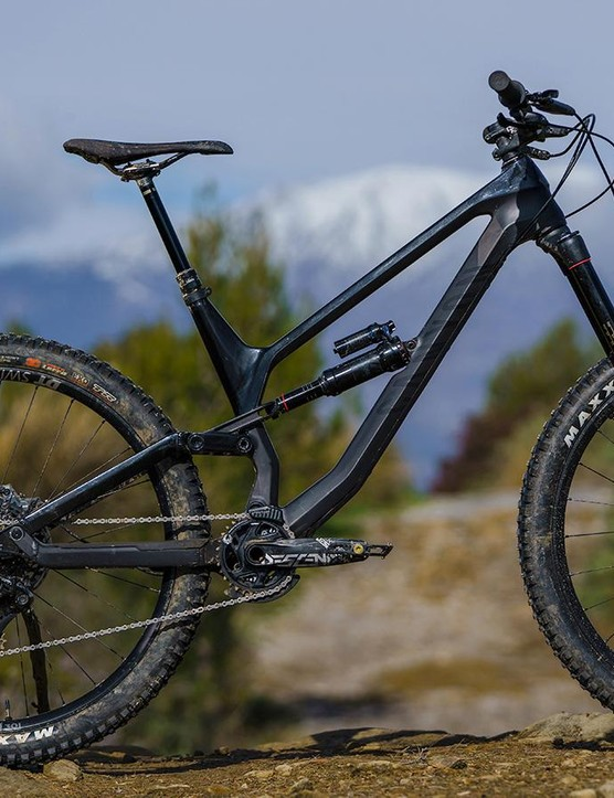 Canyon's Torque is a seriously capable machine, happy to handle big days in rough terrain but remains fun and lively on tamer trails too