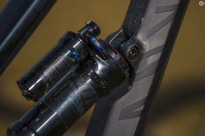 You'll certainly find the compression lever on the shock handy on really long climbs