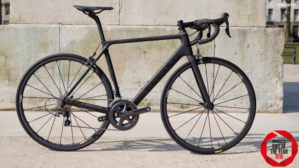 33ca58a6e93 Canyon's Ultimate CF SLX 8.0 is every inch the stealthy race weapon