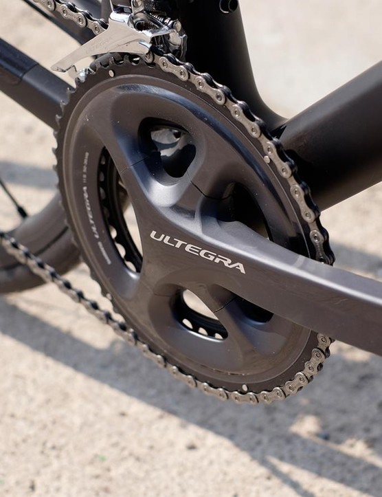 What else can we say about Ultegra? In case you've been hiding under a rock for years, it's quality