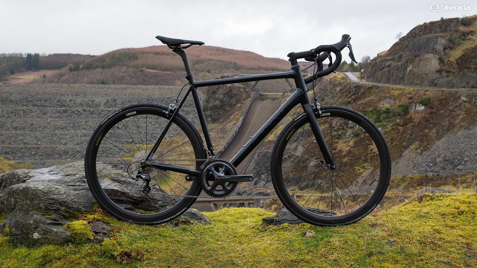 The Canyon Ultimate AL SLX 9.0 Aero