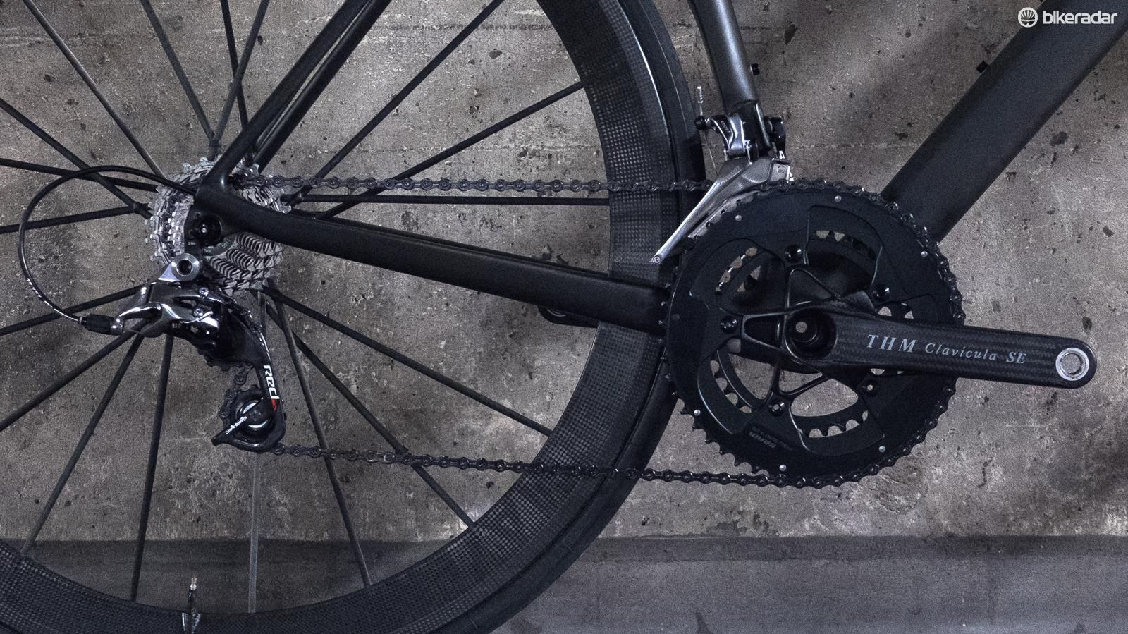 91f2c06a77a Canyon Ultimate CF Evo 10.0 SL review - BikeRadar