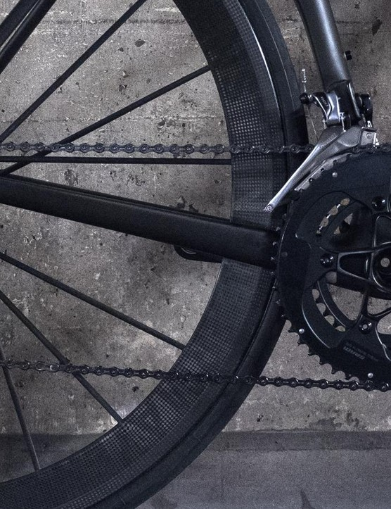 SRAM Red 22 and THM Clavicula SE