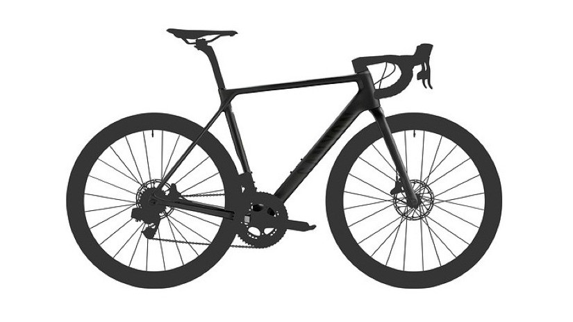 Canyon's Ultimate CF SLX Disc 9 combines hydraulic braking with new Dura-Ace, and looks marvellous