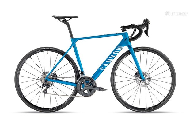 The Canyon Ultimate CF SL Disc 9.0 is near enough perfect