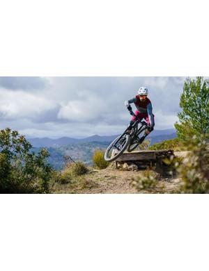 Senior technical editor Rob Weaver loved the feel of the bike