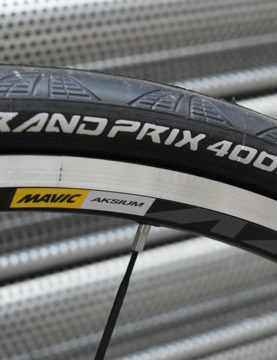 A quality choice in wheels and rubber