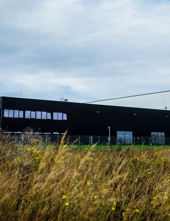 The new factory in Koblenz, Germany is now running smoothly, says Canyon