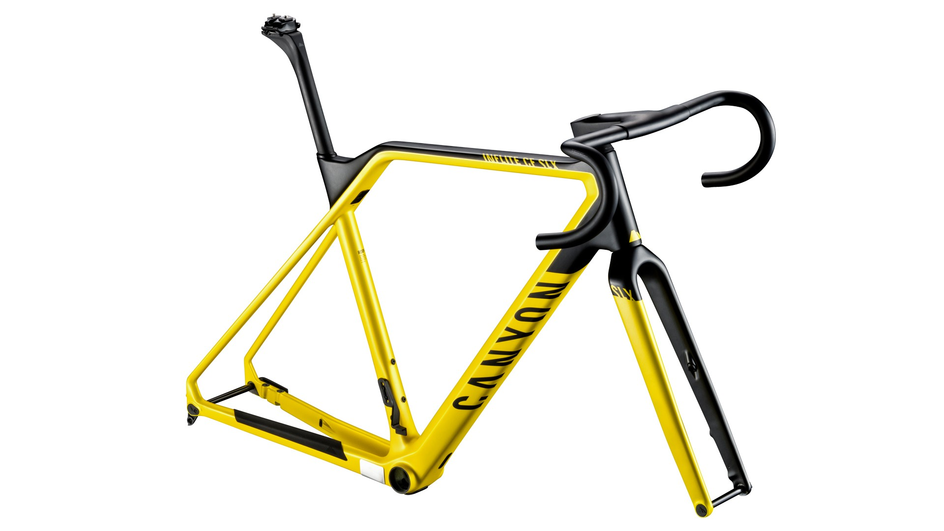 The MUDIIITA Canyon team will be riding the carbon Canyon Inflite