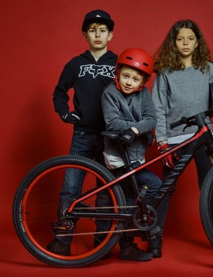 The new Canyon kids bike range