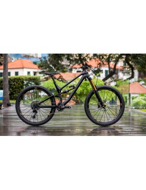 The new Torque is a long-travel trail bike for massive mountain adventures