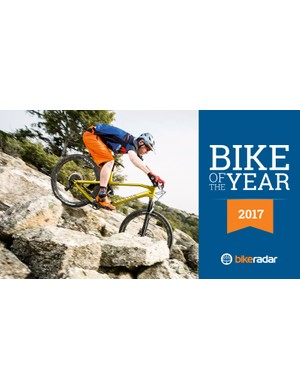 Canyon's Spectral CF 8.0 EX wins Trail Bike of the Year 2017