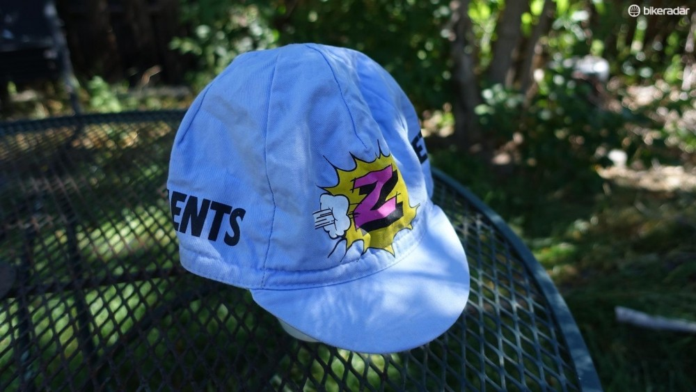 A vintage cycling cap, or a reproduction in this case, can class up your next ride