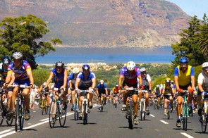 The Cape Town Cycle Tour is one of the oldest in the world