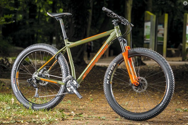 Carrera's Vendetta hardtail