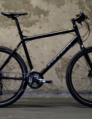 The Carrera Subway 2 looks like a brilliant bike for £350, we'll soon let you know if that's the case