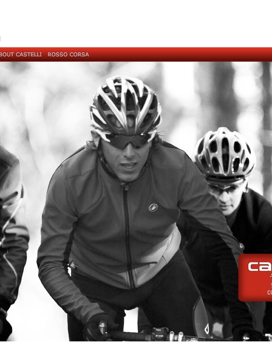 Castelli joins the 2009 Cervélo TestTeam.