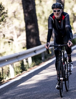 BikeRadar's very own Content Director, Rob Spedding, had the arduous task of testing the new shorts