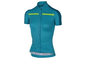A cool Castelli jersey for summer riding or winter layering
