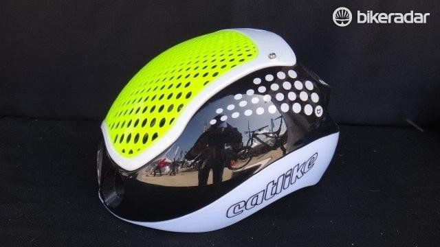 Catlike may offer the covers aftermarket allowing riders to customize their helmets to match team kits or personal tastes.