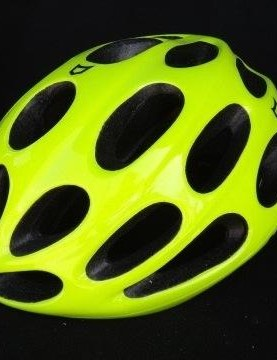 Catlike's new pricepoint helmet is the Olula. At $200 is sits below the top tier $300 Mixino and offers a more subtle appearance.