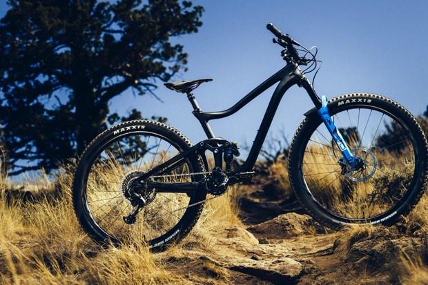 The new Giant Trance 29 will sit alongside its 650b offerings