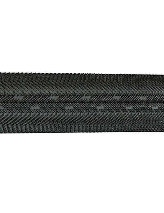 The center tread is designed to roll fast while still offering some traction