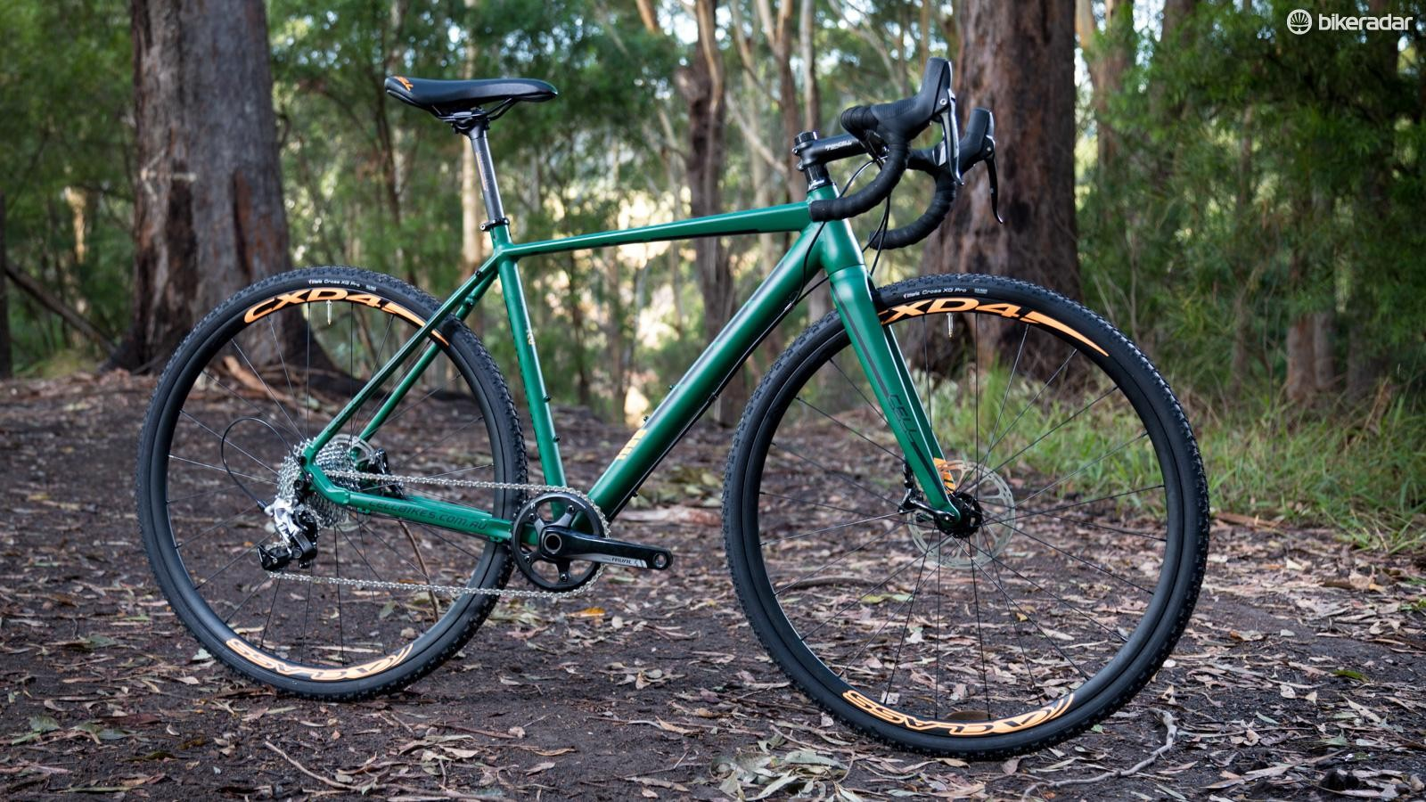 Cell's Brunswick 2.0 gives you a lot of bike for the price