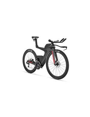 Cervelo P3X Di2 is the higher level build with no expense spared