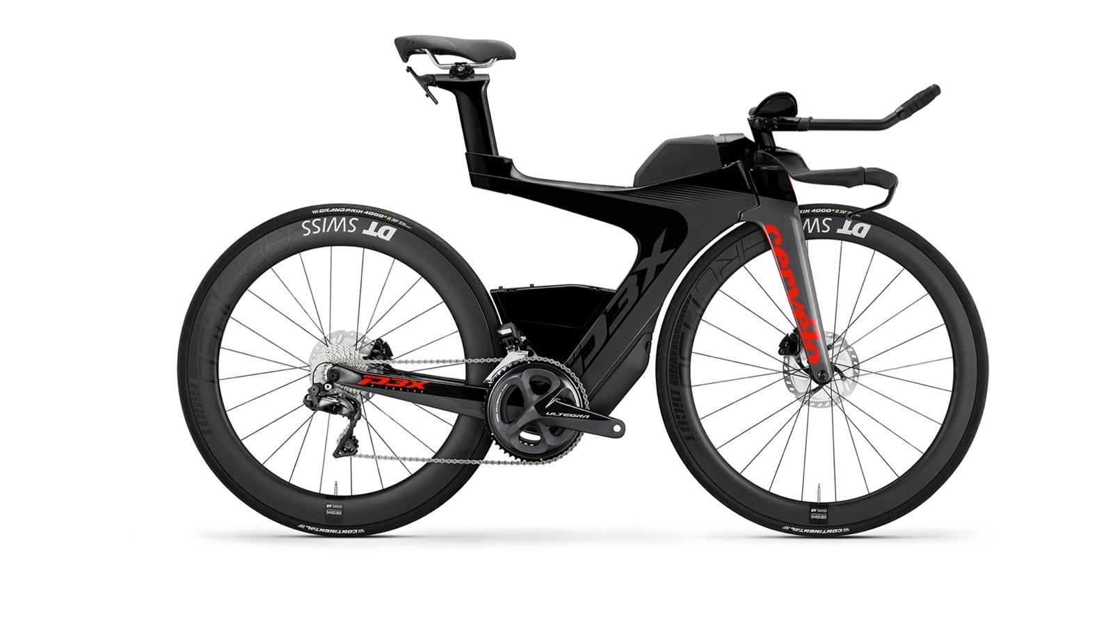 The new Cervelo P3X triathlon bike
