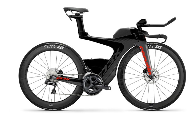 The new Cervelo P3X triathlon bike