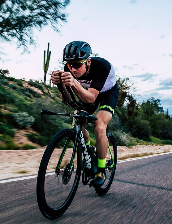 The new Cervélo P5 is built for speed