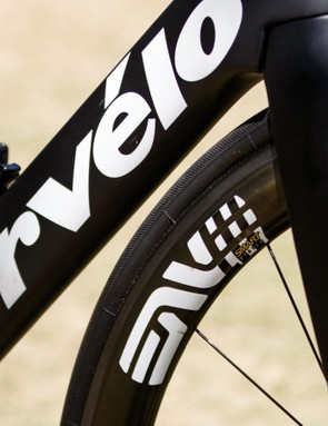 The S5 is one of the faster frames in the peloton, and is commonly used by many other brands as a benchmark