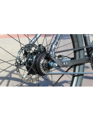 One comes in singlespeed and internally geared bikes
