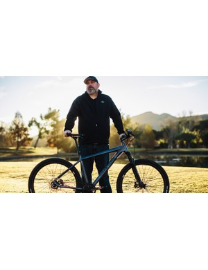 Coastline Cycle co-founder Chad Battistone prides himself on building real-world bikes for real-world riders