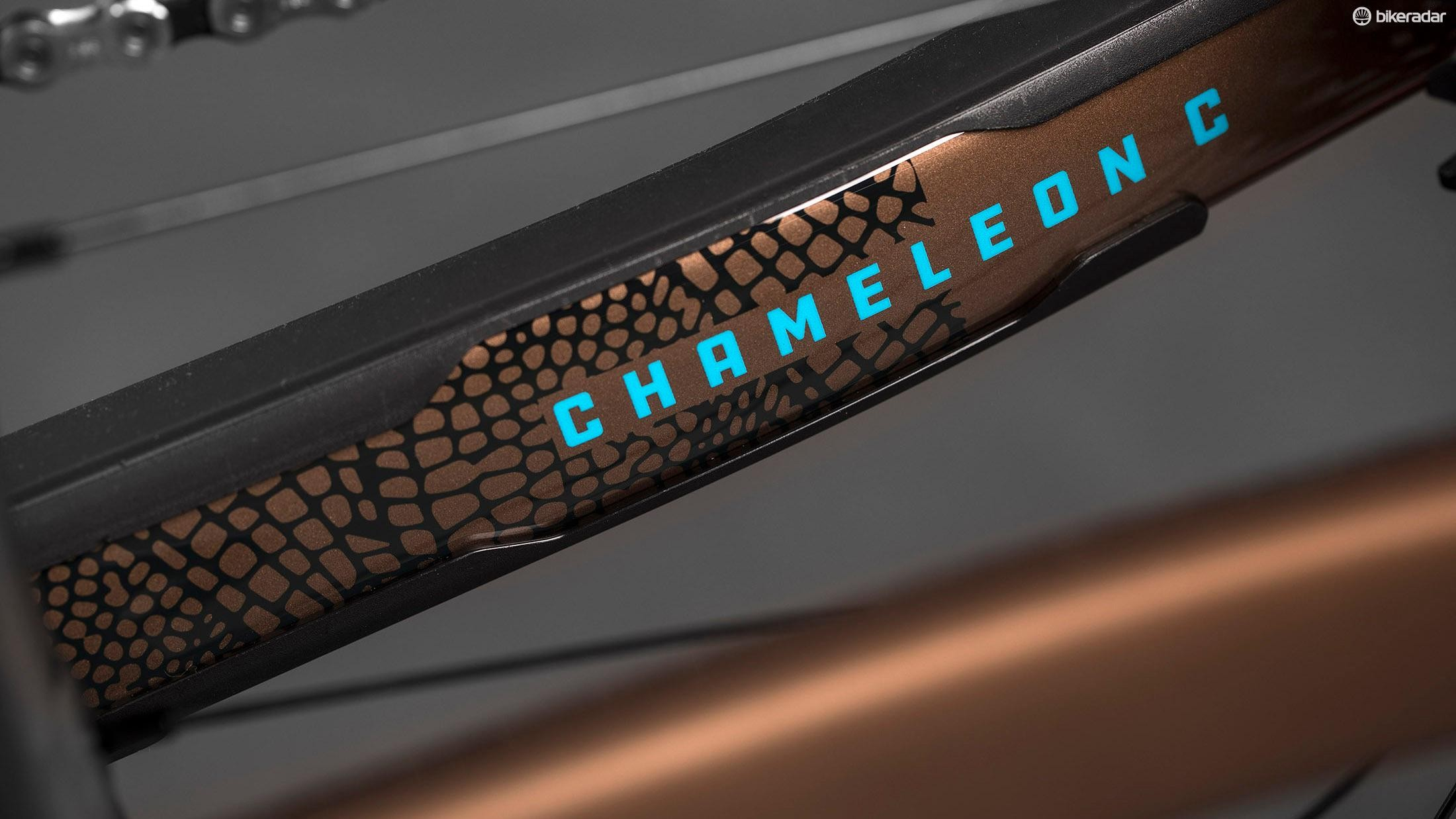 The Chameleon C comes in four models