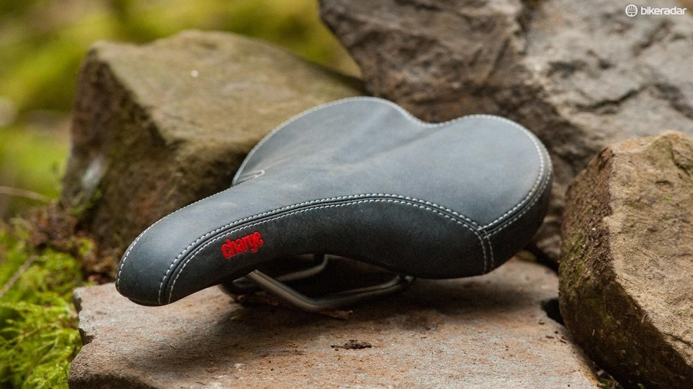 Charge's Ladle women's saddle is decent if you're on a budget but not ideal for putting in the distance