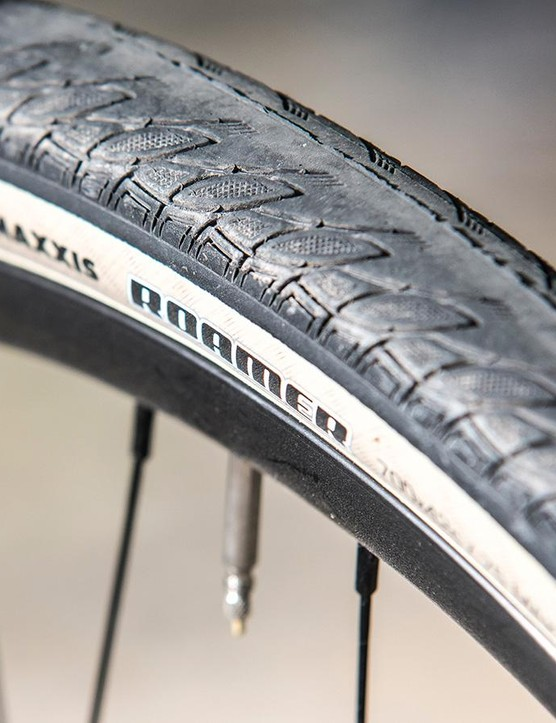 42mm Maxxis tyres