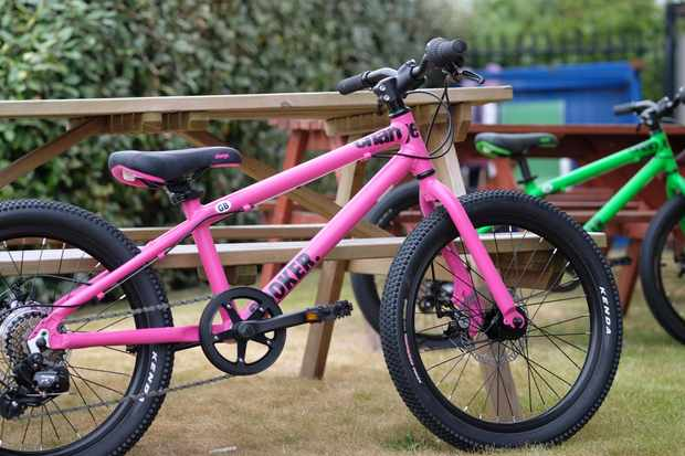 Introducing the Charge Cooker 20, a kids' bike that means business