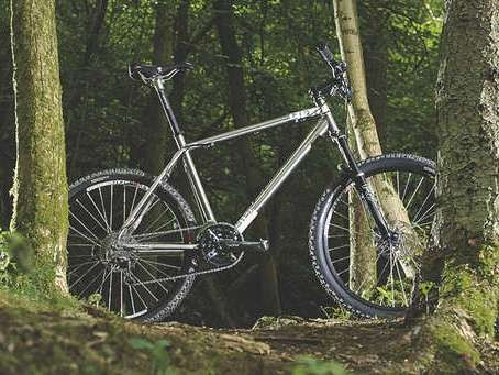Charge Duster Ti (frame only price) - BikeRadar