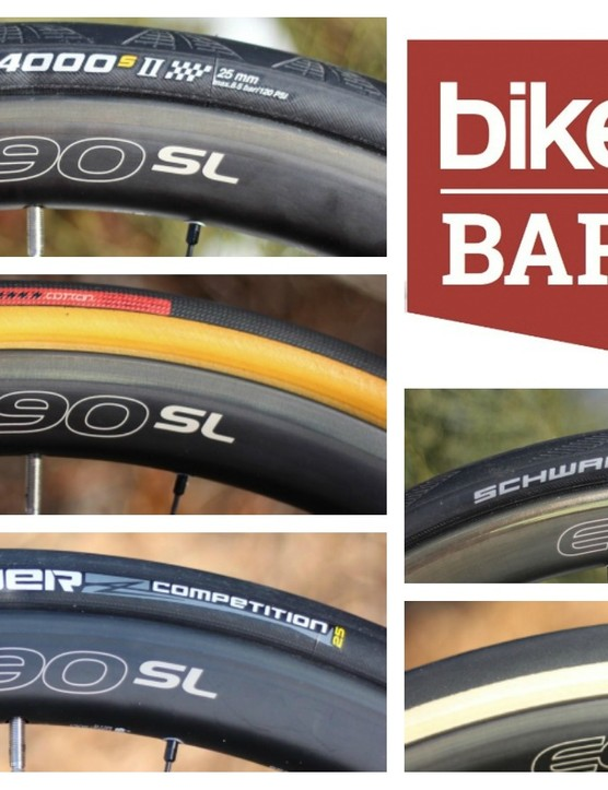 We've pulled together the best deals on five of the fastest road tyres