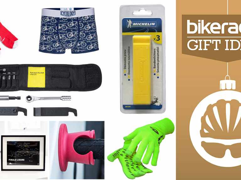 10 cheap Christmas gifts for cyclists