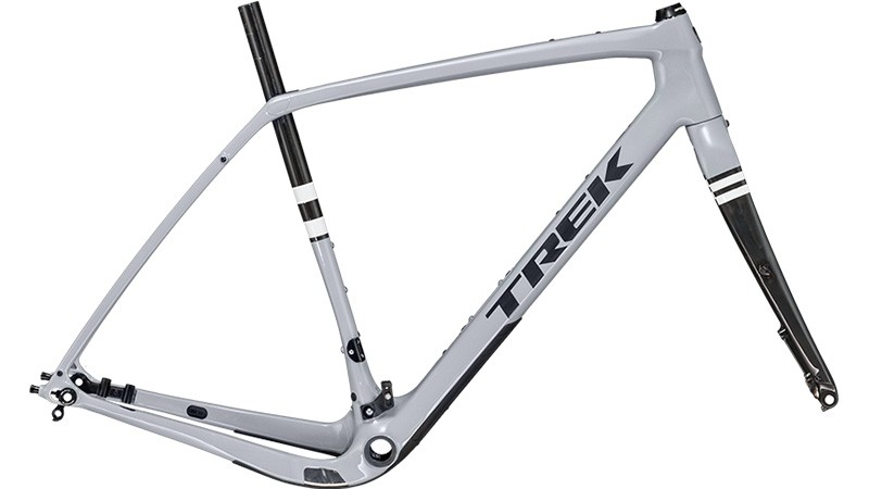 The Checkpoint SL frameset weighs a claimed 1,240g in size 56cm
